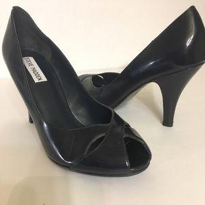 Steve Madden Women's Navy Blue High Heels Size 9M